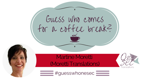 Guess Who Martine Moretti Moretti Translations