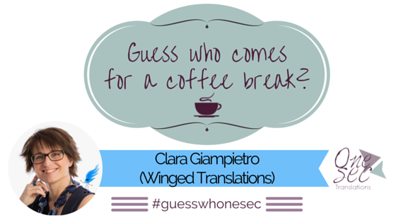 Guess Who Clara Giampietro Winged Translations