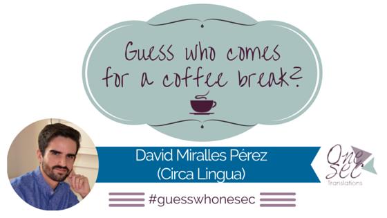 Guess Who David Miralles Pérez Circa Lingua