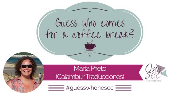 Guess Who Marta Prieto Calambur Traducciones