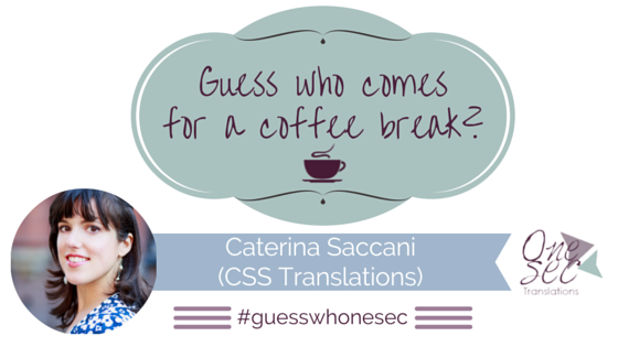 Guess Who Caterina Saccani CSS Translations
