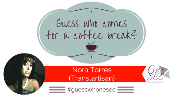 Guess Who Nora Torres Translartisan